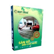 Sàn gỗ Smart Wood 8mm