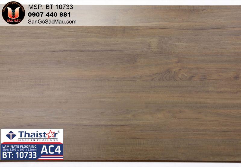 Sàn gỗ công nghiêp - Sàn gỗ Thaistar 12mm
