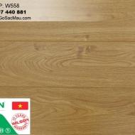 Sàn gỗ công nghiệp - Sàn gỗ Wilson 8mm bảng lớn