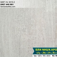Sàn nhựa - Sàn nhựa Vinyl - Sàn nhựa Apollo 4mm