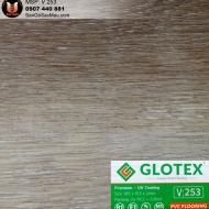 Sàn nhựa - Sàn nhựa Vinyl - Sàn nhựa Glotex 2mm
