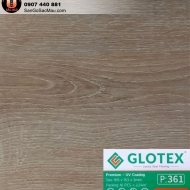 Sàn nhựa - Sàn nhựa Vinyl - Sàn nhựa Glotex 3mm